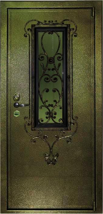 Дверь-с-ковкой-и-стеклопакетом-005